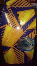 "Brand New Factory Sealed! Coop Super Pipe 33"" Bodyboard - Yellow/Orange/Blue"