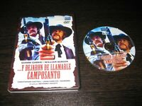 Y Lasciati De Llamarle Camposanto DVD Gianni Garko William Berger