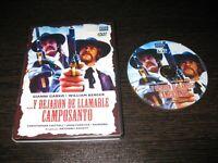 Y Lasciati De Llamarle Camposanto DVD Gianni Garko William Berger