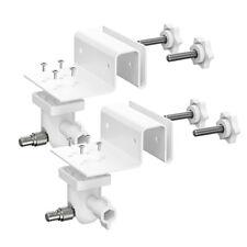 2Pack Adjustable Gutter Mount for Arlo HD/Arlo Pro/Arlo Pro2/Arlo Go/Arlo N2W1