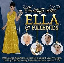 Christmas With Ella And Friends - Various Artists (NEW 2CD)