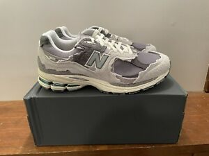 New Balance M2002 Size 9 Protection Pack Rain Cloud M2002RDA In Hand DS