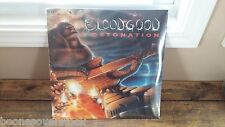 BLOODGOOD - DETONATION (*NEW-Vinyl, 1987, Frontline) Christian Metal - Sealed!