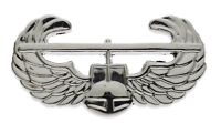 Army Air Assault Silver Color Wings 1 1/4 inch H14752si D184