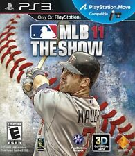 MLB 11: The Show - Playstation 3 [PlayStation 3]