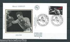 FRANCE - 1991 YT 2729 MARCEL CERDAN - PREMIER JOUR / FDC - NEUF** LUXE