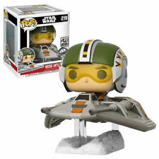 Funko Pop Vinyl - Star Wars - Wedge Antilles with Snowspeeder Deluxe
