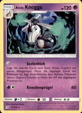 Pokemon - 75/236 - Alola-Knogga  - Bund der Gleichgesinnten