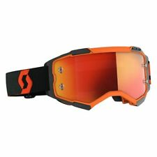 Scott Fury MX Goggle Cross/MTB Brille orange/schwarz/orange chrom works