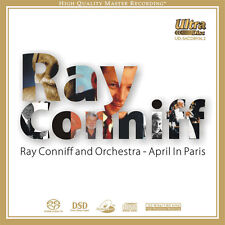 SACD Ray Conniff Orchestra - April in Paris