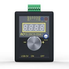 Portable 4-20mA 0-10V Voltage Signal Generator Electronic Measuring-Instruments
