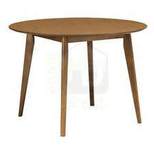 Unbranded Oak Round Tables