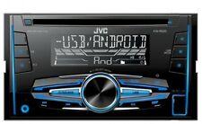 JVC KW-R520E - 2DIN Autoradio Radio ANDROID PKW AUTO 12V 4x50WATT AUX-IN KFZ