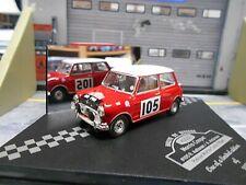 AUSTIN Mini Cooper S Rallye Monte Carlo 1964 #105 Aaltonen RAR Vitesse 1:43