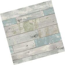 NuWallpaper NU1647 Beachwood Peel and Stick Wallpaper Multicolor