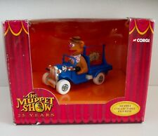 Corgi The Muppet Show 25 Years Fozzie Bear's Car