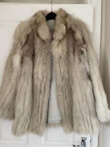 Real Fur Coat Uk 14