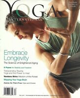 Yoga International Magazine Embrace Longevity Stability And Freedom Poses 2011