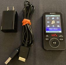 Sony Walkman NWZ-E436F Black ( 4 GB ) Digital Media Player