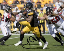 JAMES CONNER SIGNED PHOTO 8X10 RP AUTOGRAPHED PITTSBURGH STEELERS !