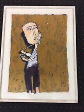 Janine Daddo Original Acrylic Painting