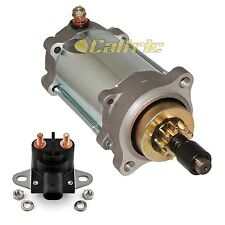 STARTER and SOLENOID RELAY FIT SKI-DOO RENEGADE 550F 600 800R 2013-2015