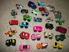 26 MICRO MACHINES CARS TOYS