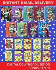 The Sims 2 | Complete Collection 18in1| Digital Account | Windows |Multilanguage
