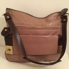 d339ee9f900e Mulberry Milton Hobo Soft Polished Mink   Chocolate Leather