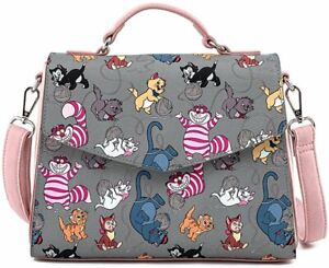 Disney Cats Loungefly Crossbody Bag