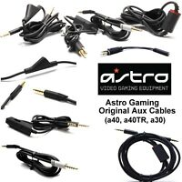 New Astro A40 Original Aux Cable Inline Mute Aux PC TR for Astro a40 Tr a30 a10