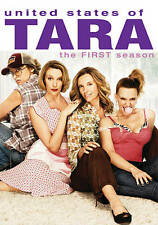 United States of Tara: The First Season (DVD, 2009, 2-Disc Set) VERY GOOD