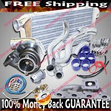 Upgrade Turbo Kits GT35 Turbo fits 95-98 Nissan 240SX S14 S15 KA24DET