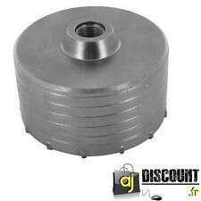 Scie Cloche Trépan TCT 125mm en carbure pour Béton / Brique / Cellulaire