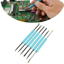 6Pcs Desoldering Aid Tool Circuit Board Soldering Aid PCB Cleaning Kit S