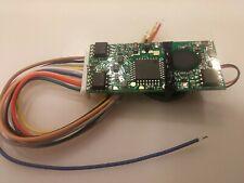 No return. HO DCC Steam Sound Decoder with built in speaker