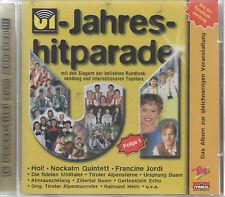 Anni Parade CD NUOVO Hoi nockalm quintetto Francine Jordi origine Buam Nik P