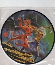 Picture Disc Iron Maiden 45 RPM Speed Vinyl Records