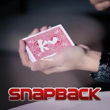 Download Video - Snapback by SansMinds Creative Lab Magic Trick Gum on Card T11