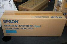 NEUF & ORIGINAL - Toner EPSON S050099 CYAN Bleu pour AcuLaser C900 & C1900