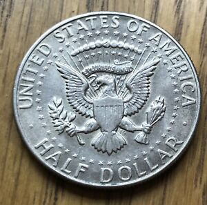 1968 UNITED STATES HALF DOLLAR COIN  - REF 359d
