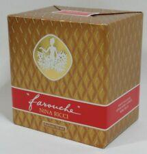 Vintage Perfume - Capricci by Nina Ricci 15ml / 0.5oz Parfum Original Packaging