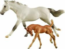 Breyer Freedom Series Racing The Wind Horse And Foal Set Classics Model #62208