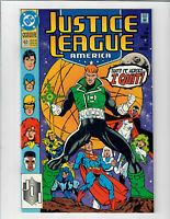 Justice League America #63 Jun 1992 DC Comic.#130446D*3