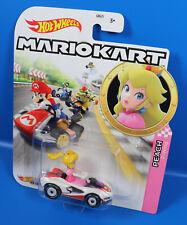 Mattel Hot Wheels Mariokart  GJH58 Peach P-Wing
