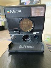 Polaroid SLR 680 Instant Film Camera (SOLD AS IS)