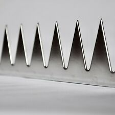 Security Fence Wall Spikes Stainless Steel 1m (39.37in)  Crafted in Japan