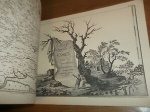 Book. Map of the County of Essex 1777. Reproduction Chapman & Andre 1960 Reprint