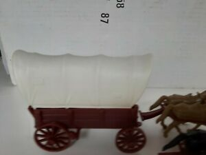 Classic Toy Soldiers CTS Conestoga Wagon