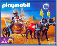 PLAYMOBIL 4244 IMPRESIONANTE CARRO DE GUERRA EGIPCIO ROMANOS PRECINTADA